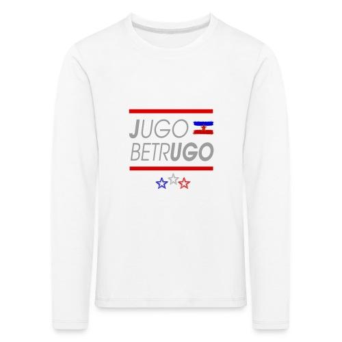 Jugo Betrugo Handy png - Kinder Premium Langarmshirt