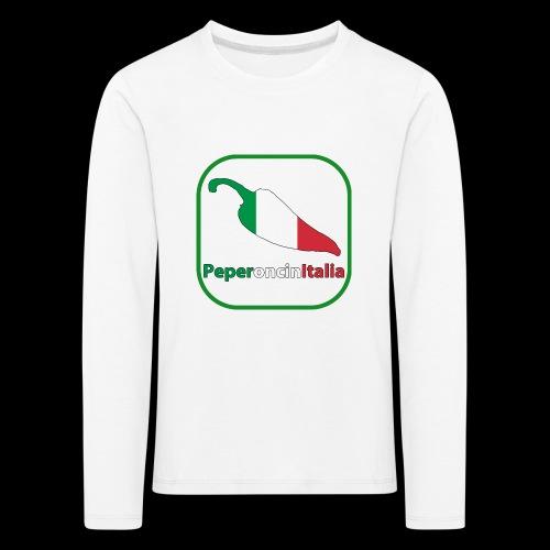 T-Shirt unisex classica. - Maglietta Premium a manica lunga per bambini