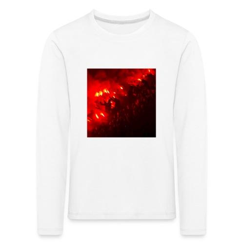 #Tifo - Långärmad premium-T-shirt barn