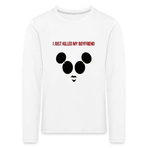 PAPARAZZI taza - Camiseta de manga larga premium niño