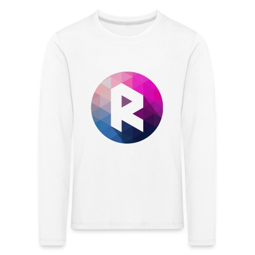 radiant logo - Kids' Premium Longsleeve Shirt