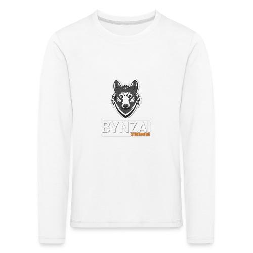 Casquette bynzai - T-shirt manches longues Premium Enfant