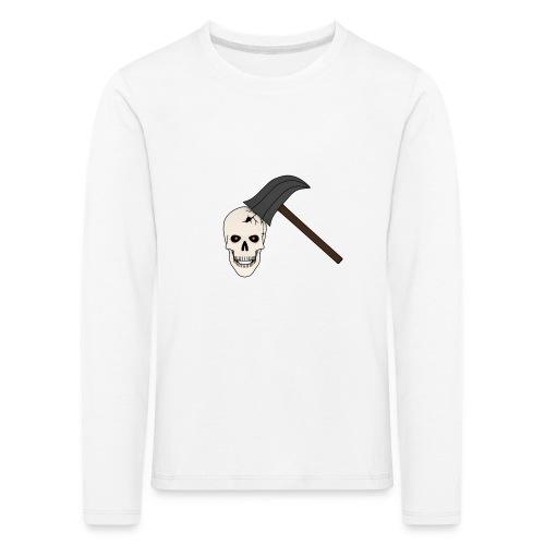 Skullcrusher - Kinder Premium Langarmshirt