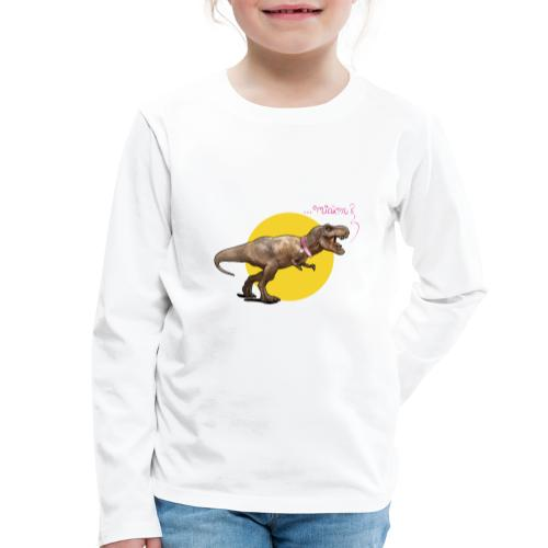 Tyraminou - T-shirt manches longues Premium Enfant