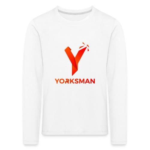 THeOnlyYorksman's Teenage Premium T-Shirt - Kids' Premium Longsleeve Shirt