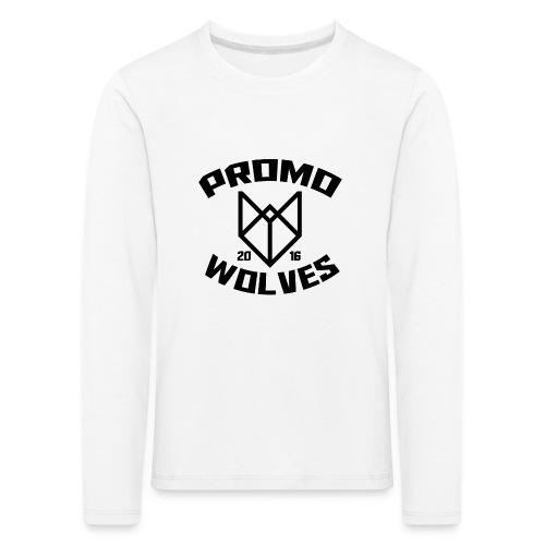 Big Promowolves longsleev - Kinderen Premium shirt met lange mouwen