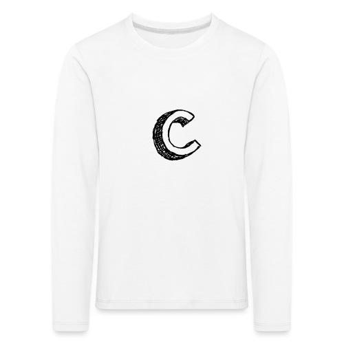 Cray MausPad - Kinder Premium Langarmshirt