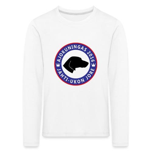 Jorelogo iso png - Lasten premium pitkähihainen t-paita