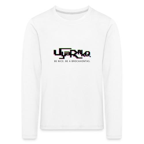 Brocahontas - Kids' Premium Longsleeve Shirt