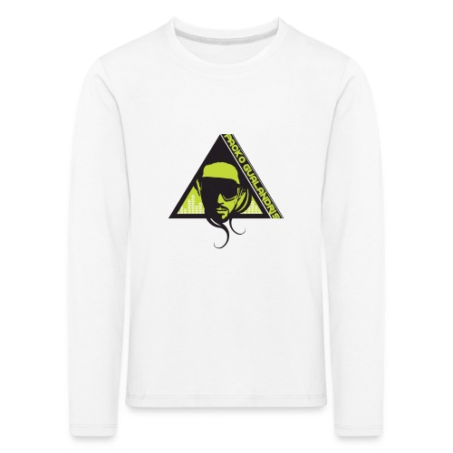 PACKO LOGO 2017 RGB PNG - Kids' Premium Longsleeve Shirt