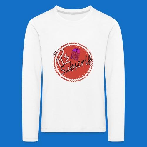 PLsSubscrib - Kids' Premium Longsleeve Shirt