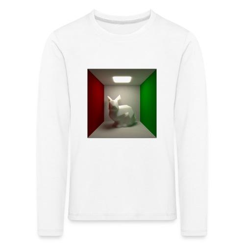 Bunny in a Box - Kids' Premium Longsleeve Shirt