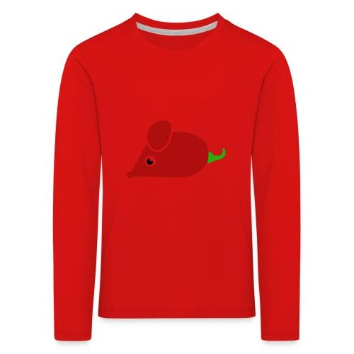 Chillimouse - Kinder Premium Langarmshirt