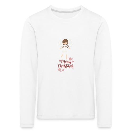Weihnachtstasse - Kinder Premium Langarmshirt