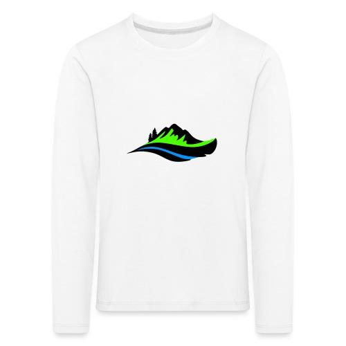 Modern Hoodie Unisex - Långärmad premium-T-shirt barn