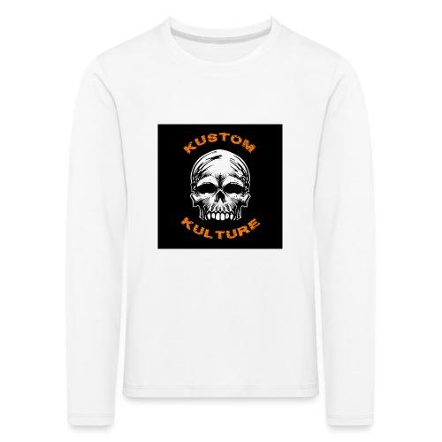 Sans Maxilaire - T-shirt manches longues Premium Enfant