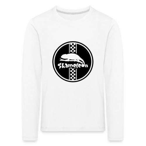 skameleon Logo - Kinder Premium Langarmshirt