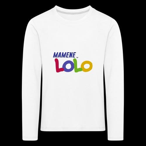 Mamene - LoLo - Empereur du sale - T-shirt manches longues Premium Enfant