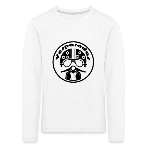 Vesparadas - Kinderen Premium shirt met lange mouwen