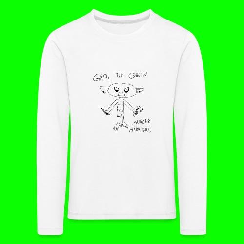 Murder Madrigals - Kids' Premium Longsleeve Shirt