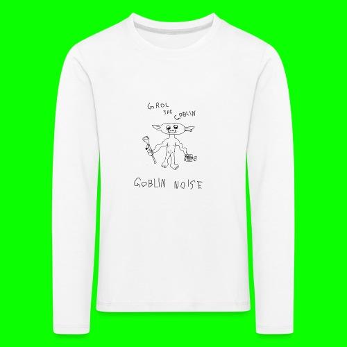Goblin Noise - Kids' Premium Longsleeve Shirt