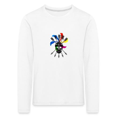 Blaky corporation - Camiseta de manga larga premium niño