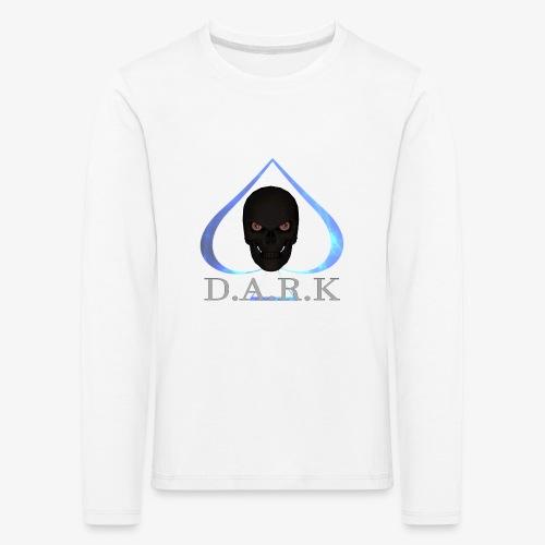 FB Logo 2017 trans halb - Kids' Premium Longsleeve Shirt