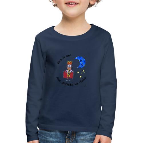 P'tit prince - T-shirt manches longues Premium Enfant