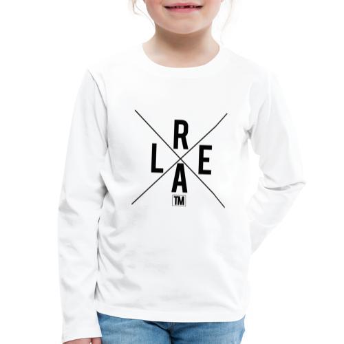 REAL - Kids' Premium Longsleeve Shirt