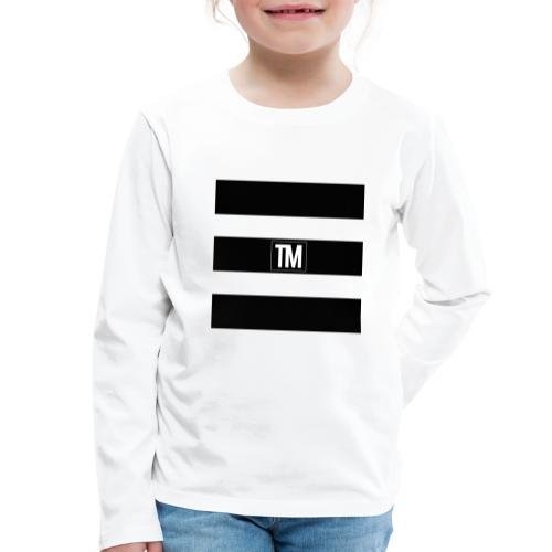 bars - Kids' Premium Longsleeve Shirt