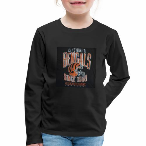 American fotboll, Chicago Bears - Långärmad premium-T-shirt barn