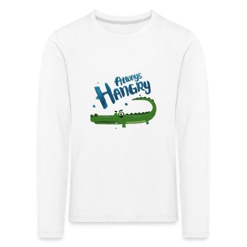 Always Hangry - Kinder Premium Langarmshirt