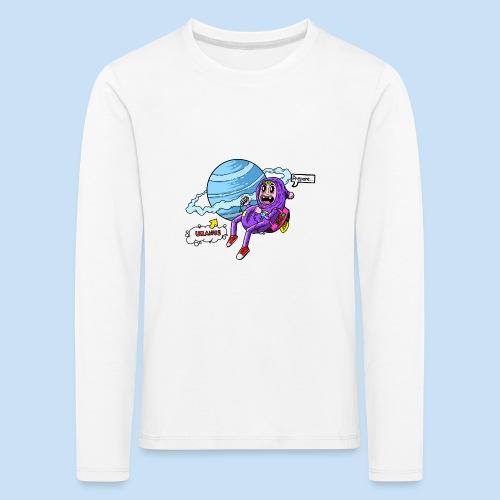 Prepare Uranus - Kinder Premium Langarmshirt
