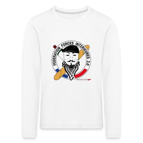 FFi Anonymous - T-shirt manches longues Premium Enfant