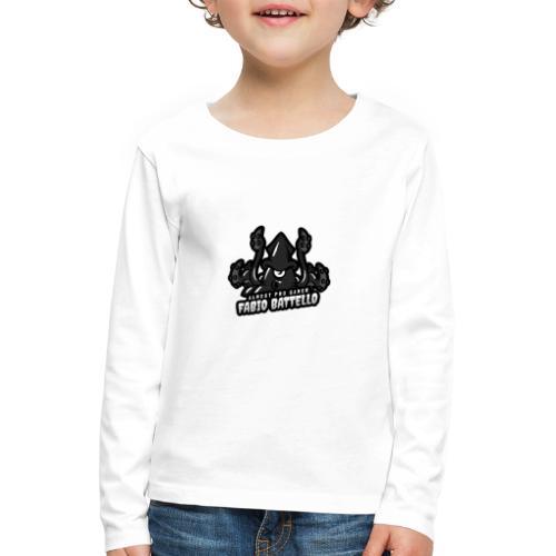 Almost pro gamer MONO - Maglietta Premium a manica lunga per bambini