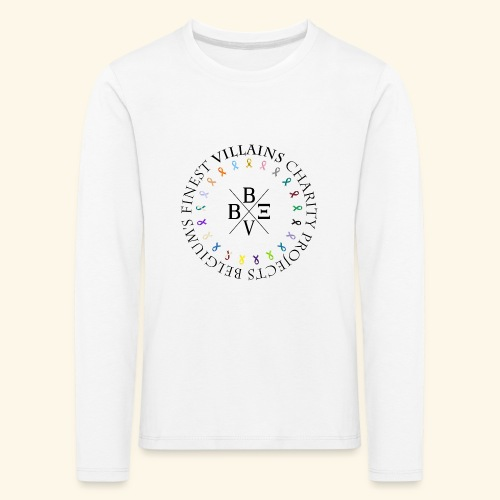 BVBE Charity Projects - Kids' Premium Longsleeve Shirt