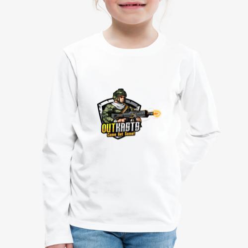 OutKasts [OKT] Logo 2 - Kids' Premium Longsleeve Shirt