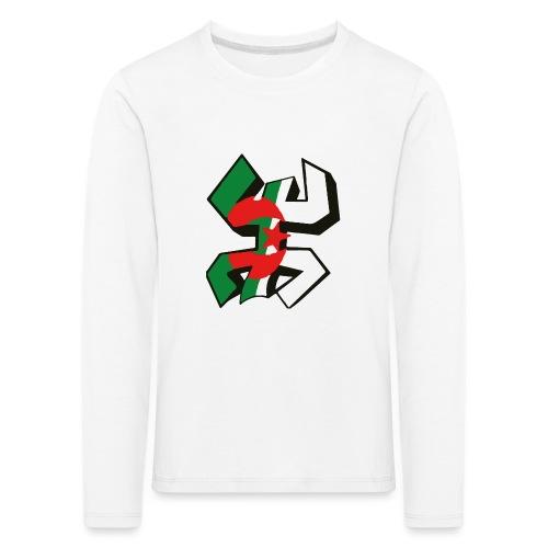 algérien - T-shirt manches longues Premium Enfant