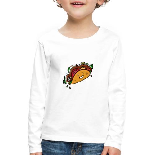 Taco Joyeux - T-shirt manches longues Premium Enfant