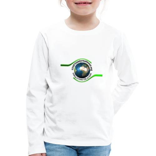 STOP5G - Kids' Premium Longsleeve Shirt