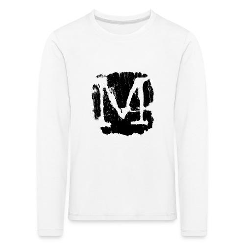 M3 - Maglietta Premium a manica lunga per bambini