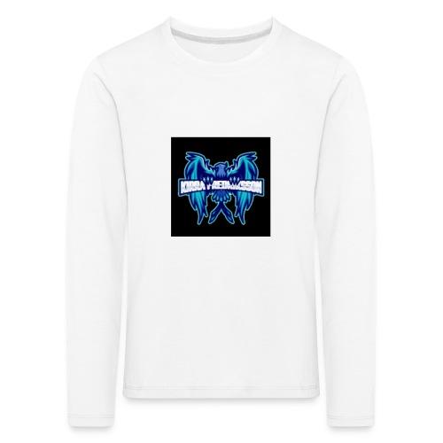 Kira - Långärmad premium-T-shirt barn