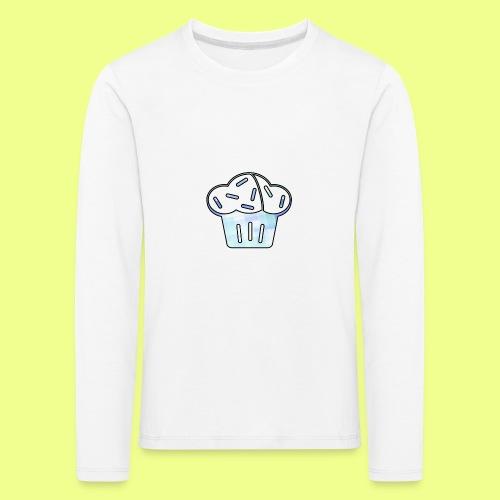 Pastel - Camiseta de manga larga premium niño