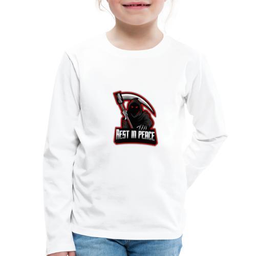 RIP - Kinder Premium Langarmshirt