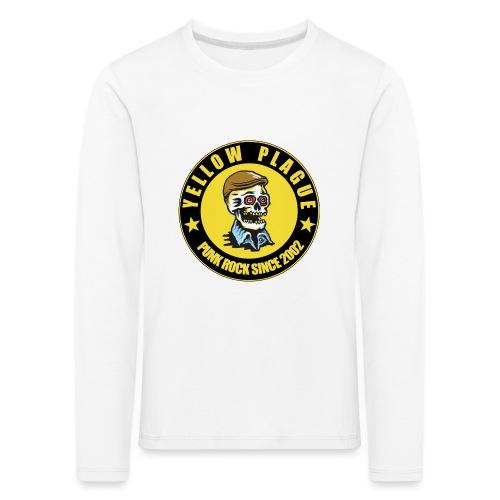 New logo - Lasten premium pitkähihainen t-paita