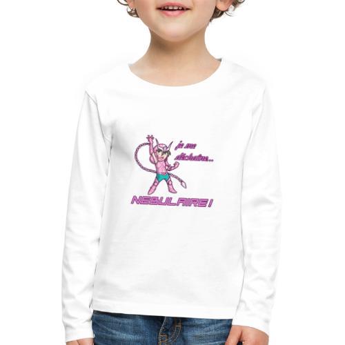 Shun - Déchaîne Nébulaire - T-shirt manches longues Premium Enfant