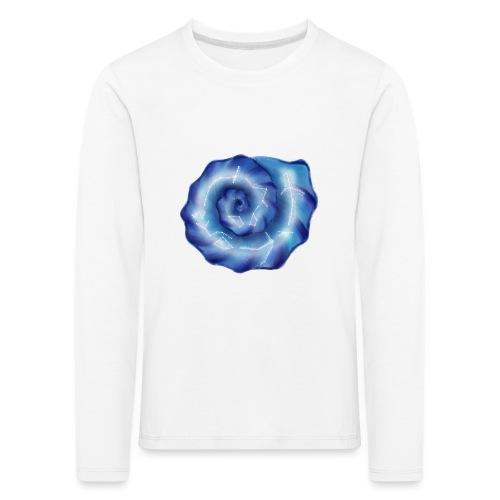 Galaktische Spiralenmuschel! - Kinder Premium Langarmshirt