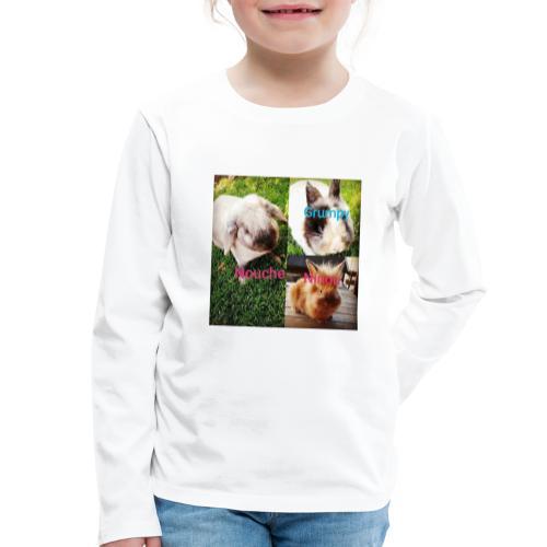 Mygoodanimallife - Kinderen Premium shirt met lange mouwen
