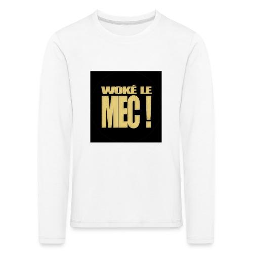 badgewoke - T-shirt manches longues Premium Enfant