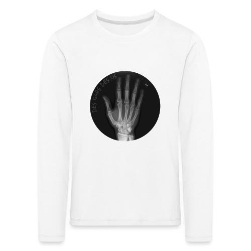 Des gars des os by JARL - T-shirt manches longues Premium Enfant
